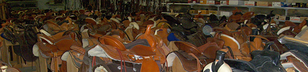 K&B Saddlery Showroom